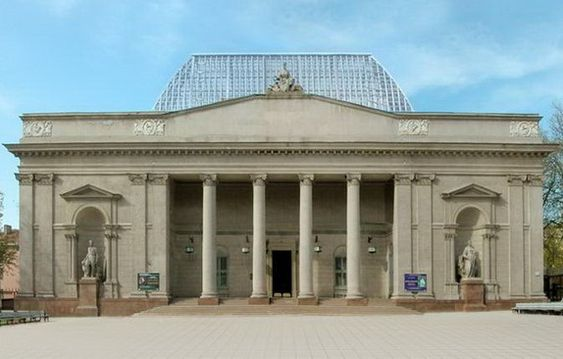 The National Art Museum of the Republic of Belarus in Minsk