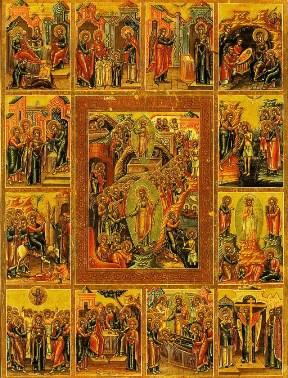 Festal Religious Icons
