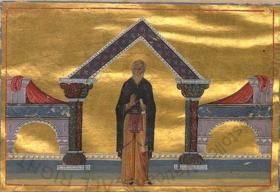 Venerable Thalelaeus, Hermit of Syria