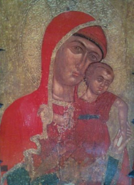Icon of Our Lady the Merciful