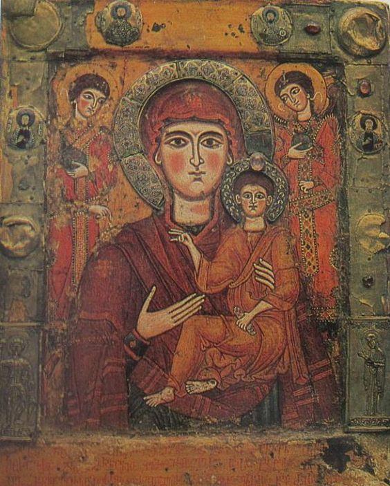 Tsilkani icon of the Mother of God