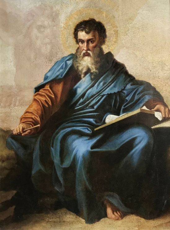 Saint Mark the Apostle, mid-19th century