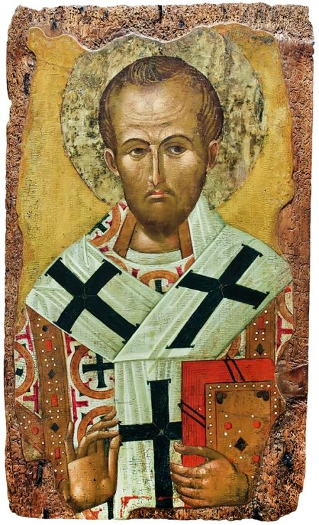 Icon of St. John Chrysostom