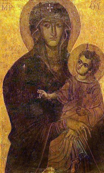 Salus Populi Romani (Protectress and Health of the Roman People)