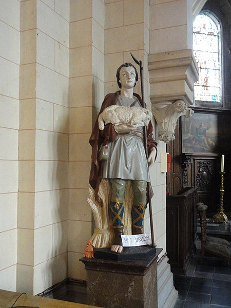 Saint Drogo of Sebourg