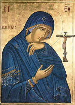 Orthodox Icons Depicting the Mother of God: Major Types