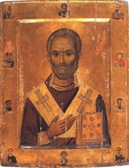 St. Nicholas Icon Types