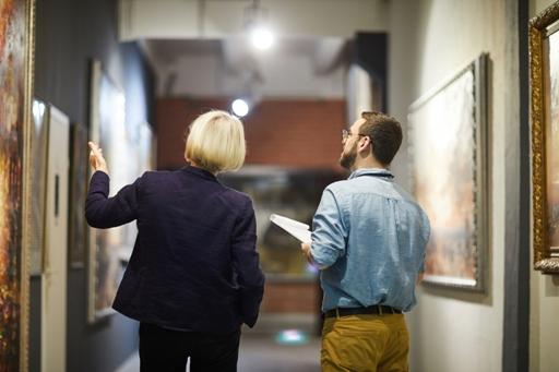 Professional Art Advisory Services from Artiteza