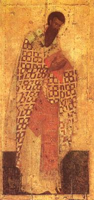 St Basil the Great Icon: Facts and Iconography