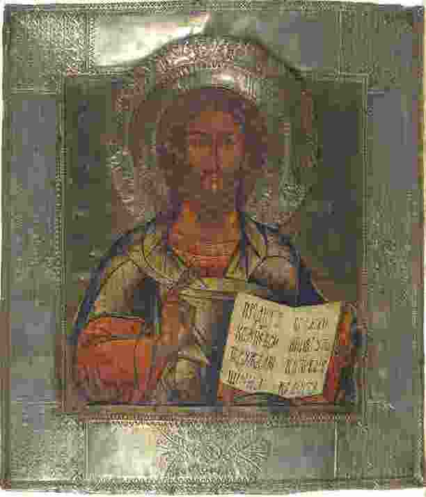 Icon of Christ Pantocrator – An Ancient Image of Christ