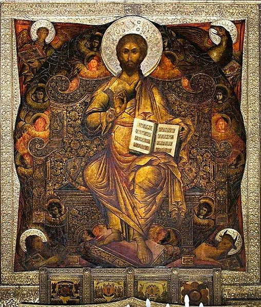 Most Famous Types of the Russian Icon of Jesus Christ