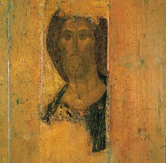 Famous Religious Icons by Andrei Rublev