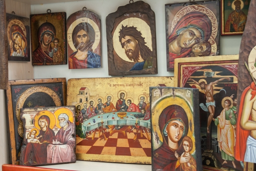 The Meaning of Greek Orthodox Icons