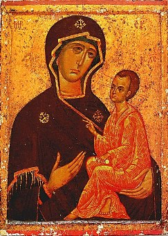 History and Theological Idea of the Hodegetria Icon