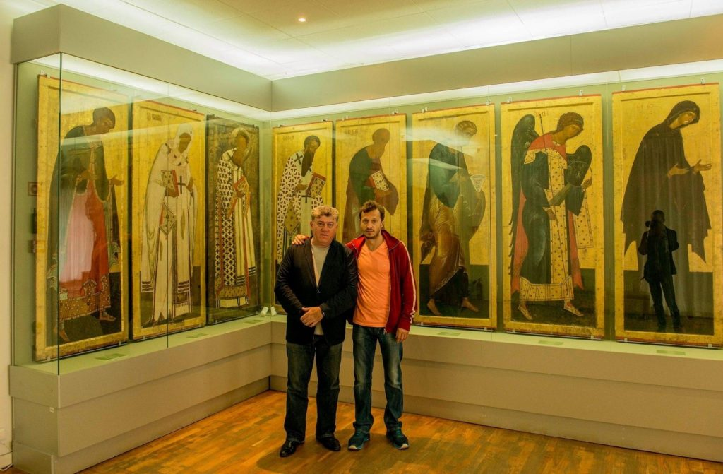 Russian Icon collaborates with Sergey Khodorkovskiy