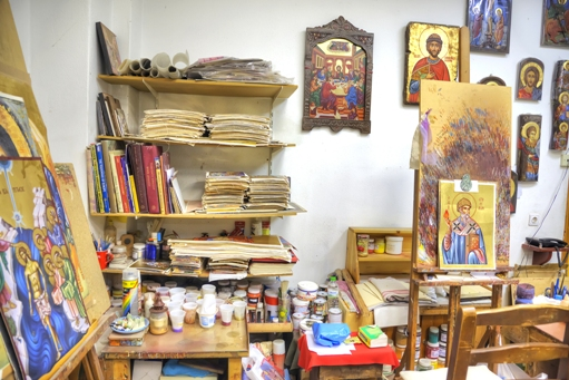 Things to Know about the Icon Painting Workshop