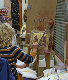 What You Should Know before Taking Icon Painting Workshops