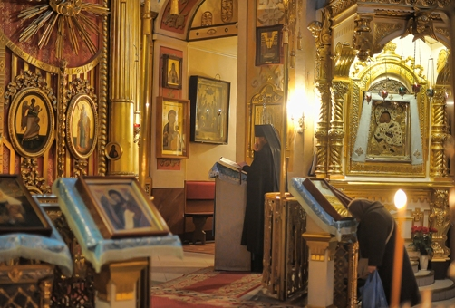 The Meaning of Icon in Russian Orthodoxy