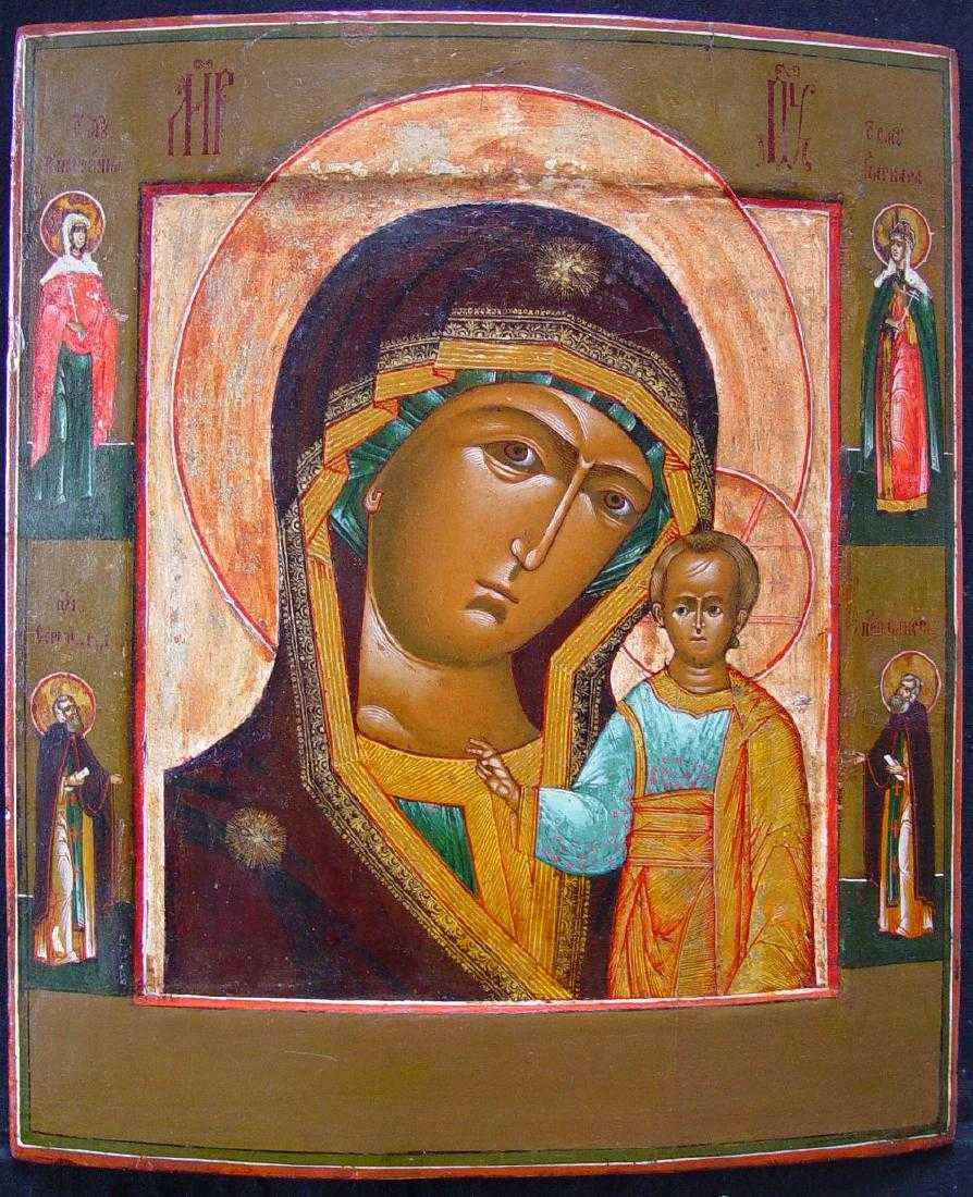 Antique Russian icons for sale