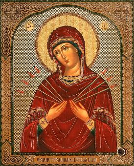 "Icon of the Mother of God ""Seven Arrows"""
