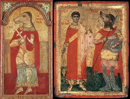 Icons of St. Christopher