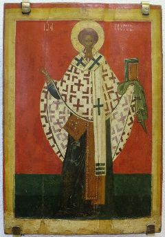John Chrysostom Icon