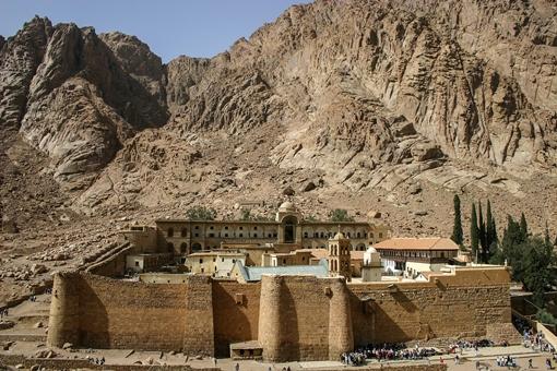 Monastery of Saint Catherine, Sinai