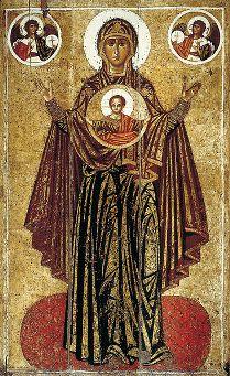 The Theotokos Icon Styles