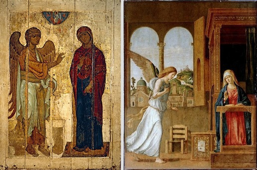 Orthodox and Catholic Icons: Main Differences