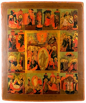 Meaning of the Orthodox Icon of the Resurrection