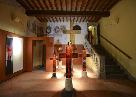 The Russian Icon Museum in Peccioli, Italy