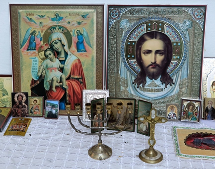 Orthodox Icon Symbolism