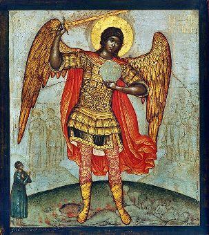 Saint Michael Icons