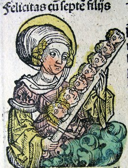 St Felicity of Rome: The Highly Venerated Martyr of Italy