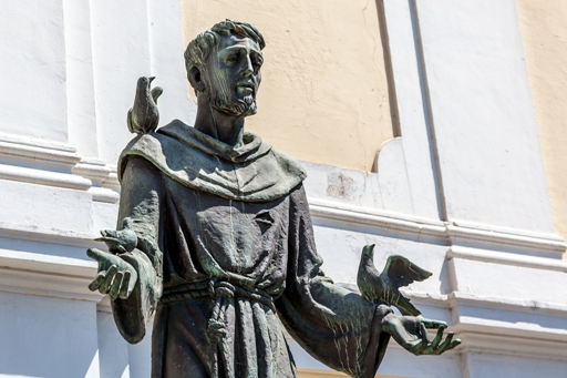 St Francis Relics: Life and Deeds of the Legendary Catholic Saint