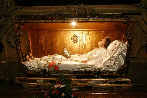 Why Is St Philomena Relic Highly Venerated Today?