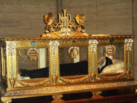 The Mystery of the St. Bernadette Relic