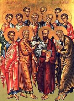 Famous Russian Orthodox Icons