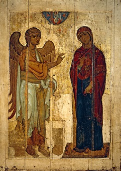 The Annunciation, 1130–1140s