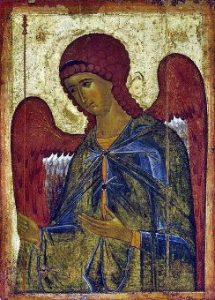 The Archangel Gabriel Icon