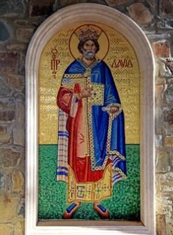 The King David Icon