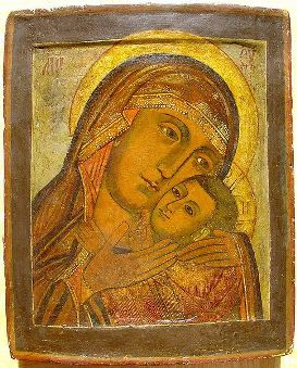 The Korsun Icon of the Mother of God