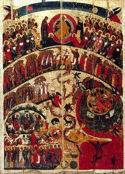 The Preaching Nature of the Last Judgement Icon
