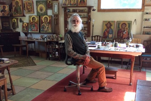 Icon Painting Workshops at the Prosopon School of Iconology