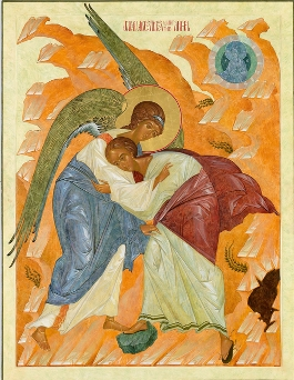 Angelic Exhibition at the Russian Icon Museum in Clinton