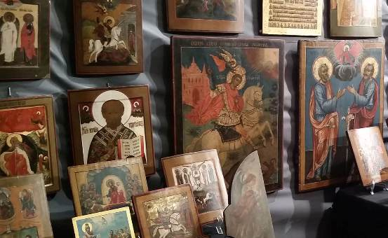 Russian Icons for Sale at Hargesheimer Kunstauktionen Düsseldorf