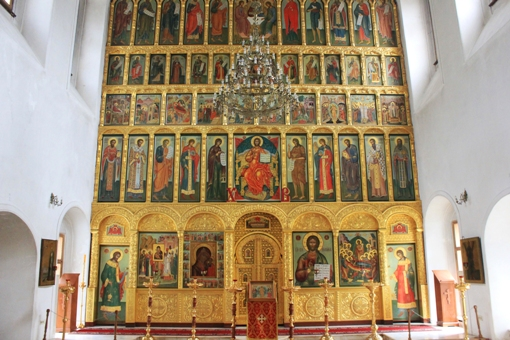 The Russian Icons (Русские иконы)