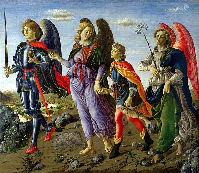 Saint Michael iconography