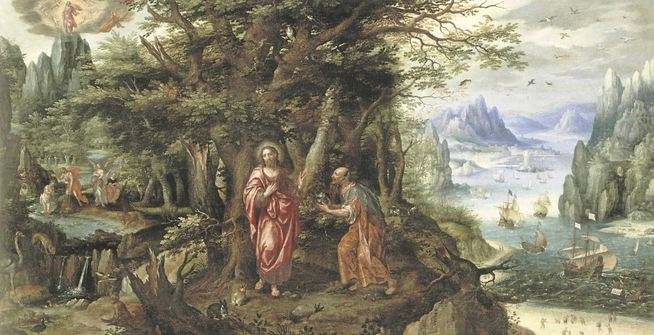 The Temptation of Jesus Christ