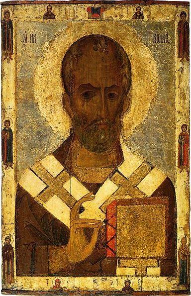 Icon of St. Nicholas, the Wonderworker